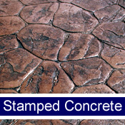 Stamped - Decorative & Textured Concrete
