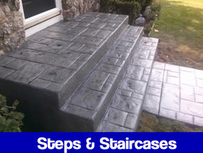 decorative concrete services albany ny