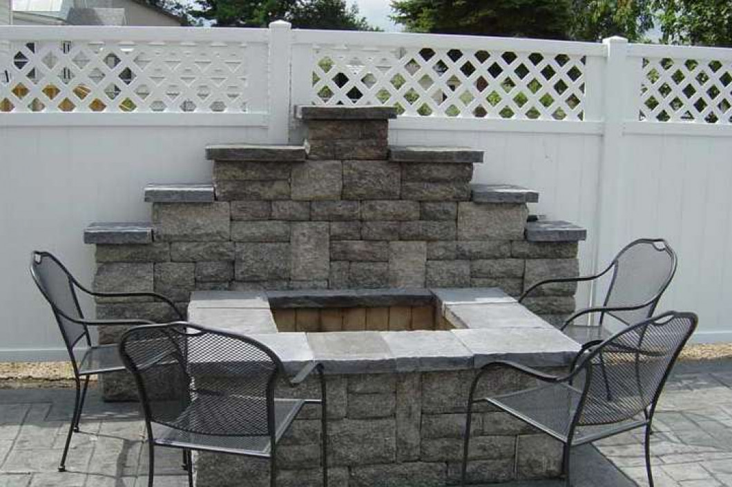Fire Pit Grill Installation Clifton